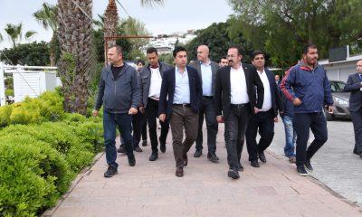 ahmer aras ARAS: EN ÖNEMLİ PROJEMİZ BODRUM'U KORUMAKTIR… ahmet aras turkbuku 2 400x240