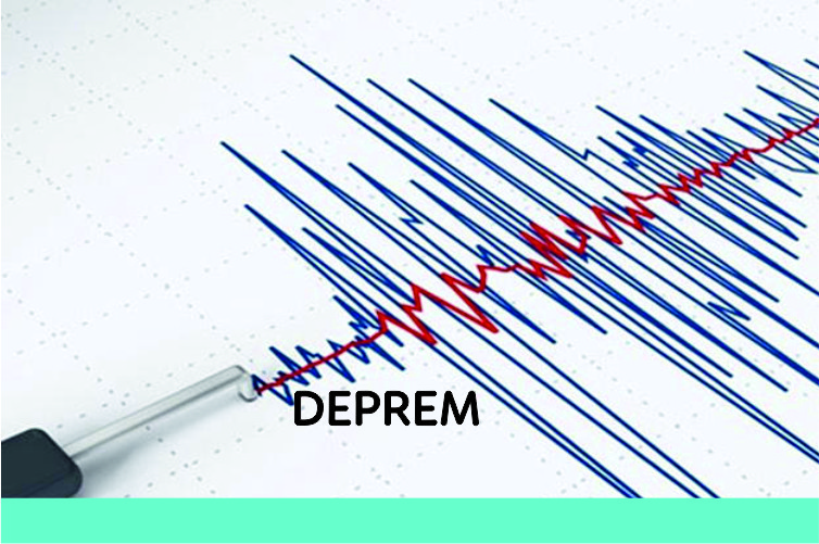 mİlas MİLAS'DA DEPREM… mu  la deprem
