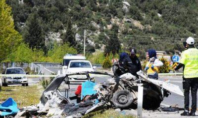 trafik kazası FECİ KAZADA İKİ KİŞİ YAŞAMINI KAYBETTİ… mugla kaza 1 400x240