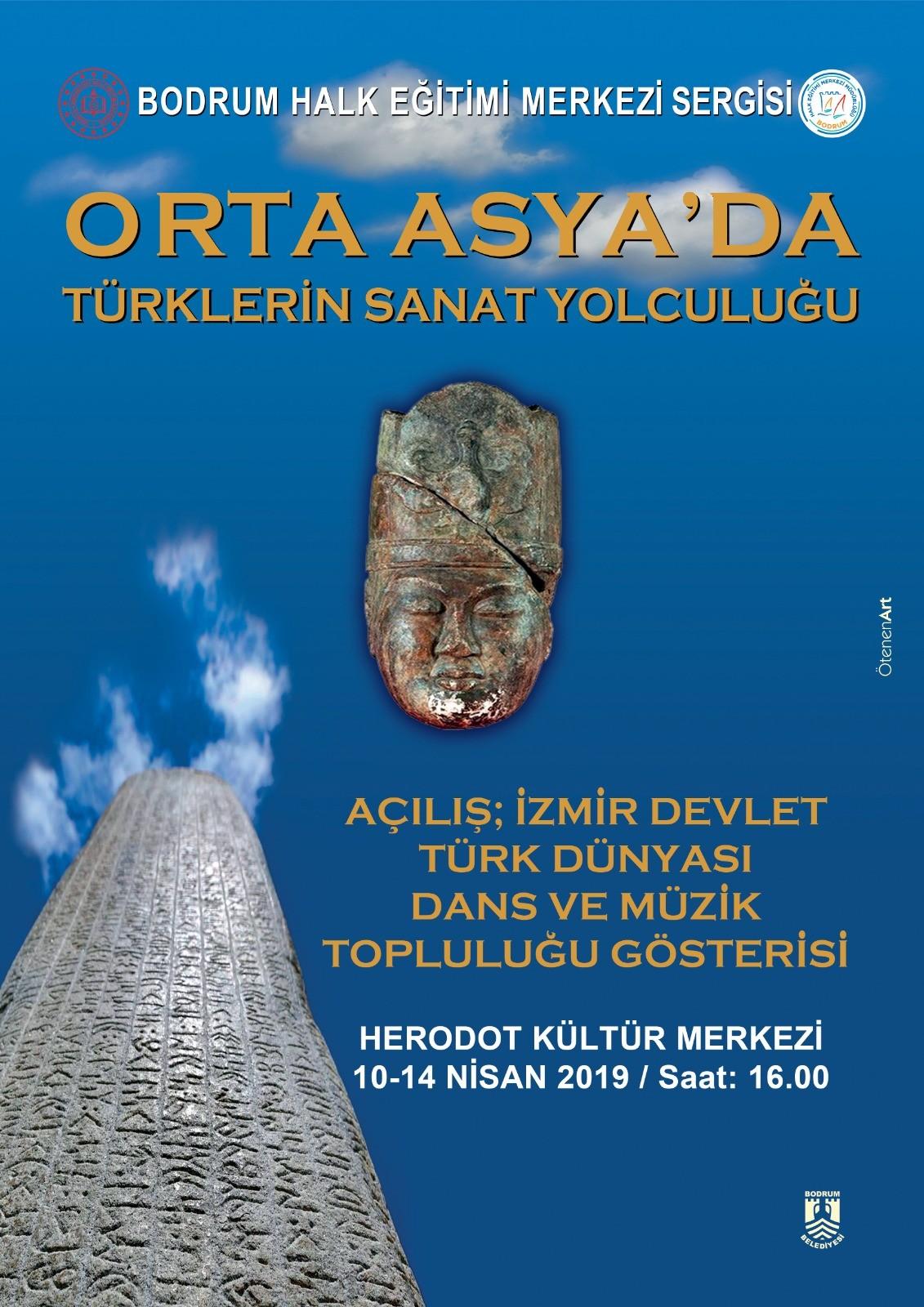 bodrum halk eğitim merkezi BU YOLCULUĞU KAÇIRMAYIN… orta asya da turkler