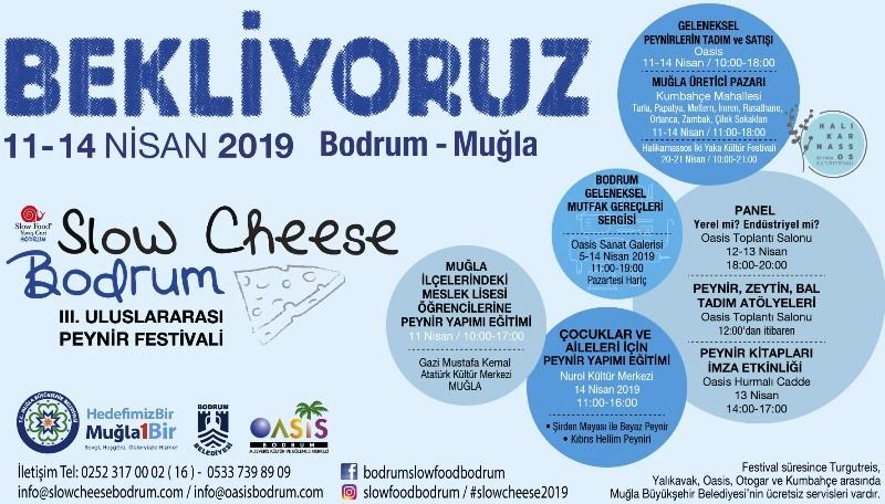 yÖresel peynİr YÖRESEL PEYNİRLER 3.KEZ BODRUM'DA… peynir festivali