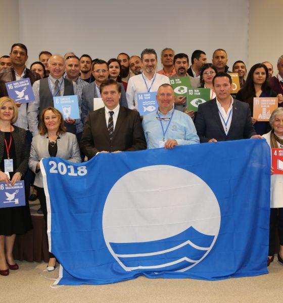 plaj mavİ bayrak MAVİ BAYRAK TOPLANTISI BAŞLADI… plaj mavi bayrak 3 560x600