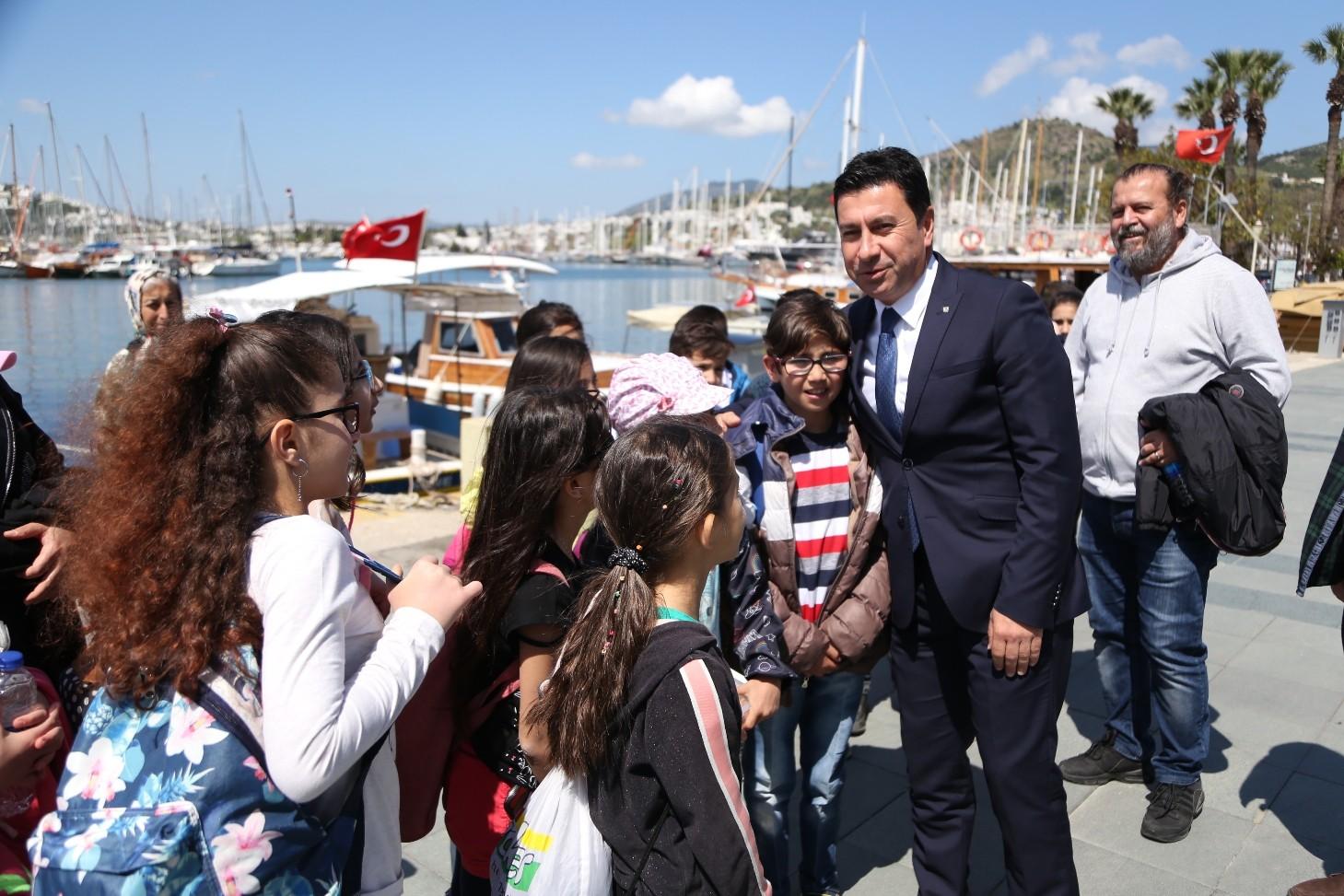 turizm haftası TURİZM HAFTASI ETKİNLİKLERLE BAŞLADI… turizm haftasi bodrum 3