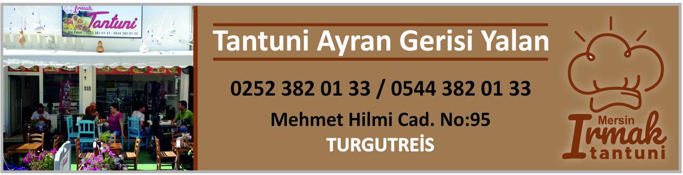 """imar Alp Arbak yazdı… """"BODRUM'DA İŞLERİ ÇOK ZOR!""""   rmak tantuni turgutreis"""