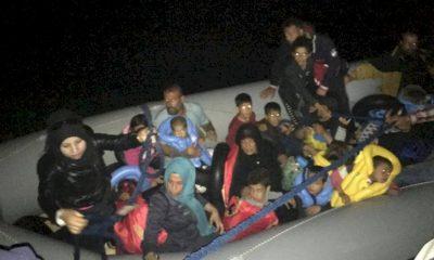 44 kaçak göçmen KAÇMAYA ÇALIŞAN 44 GÖÇMEN DAHA YAKALANDI… 44 G    MEN 400x240