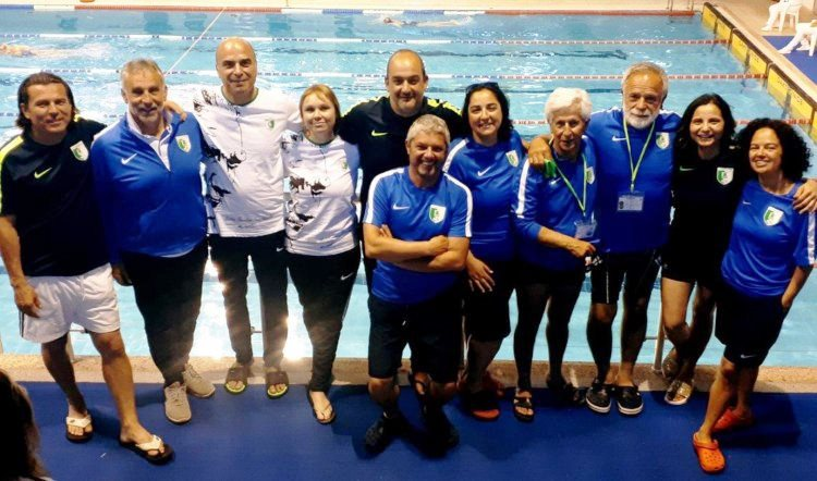 arena aquamasters BODRUM SPOR MASTER İLE  54 MADALYA VE 2 TÜRKİYE REKORU… ARENA AQUAMASTER