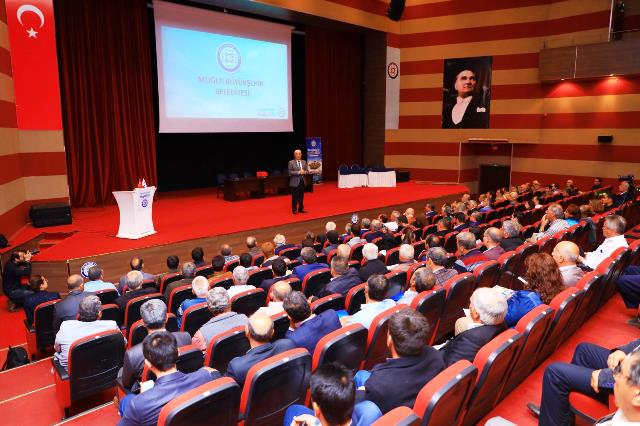 muğla büyükşehir belediyesi, BÜYÜKŞEHİRDEN KOOPERATİFLEŞME HAREKETİ… B  y  k  ehirden Kooperatifle  me Hareketi 7