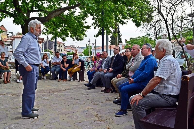 muğla büyükşehir belediyesi SABURHANE PROJESİ KAPSAMINDA ARICILIK EĞİTİMLERİ… Saburhane Projesi K  lt  rel ve Sosyal   al    malarla devam ediyor 4