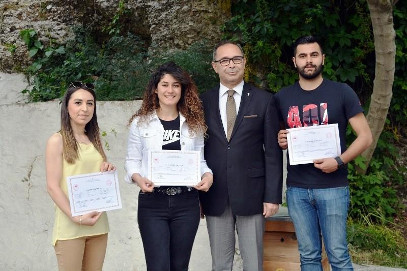 muğla büyükşehir belediyesi SABURHANE PROJESİ KAPSAMINDA ARICILIK EĞİTİMLERİ… Saburhane Projesi K  lt  rel ve Sosyal   al    malarla devam ediyor 7