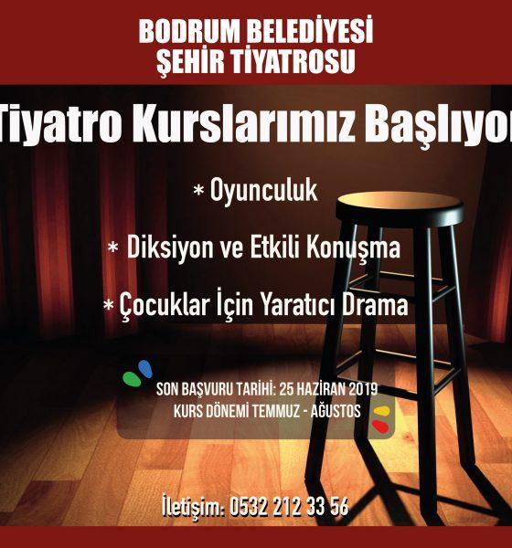 bodrum belediyesi Şehir tiyatrosu ŞEHİR TİYATROSU KURSLARI BAŞLIYOR… bodrum   ehir tiyatrosu kurs 560x600