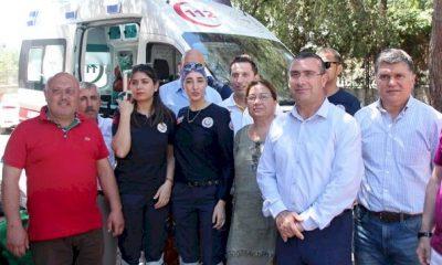 bodrum 112 BODRUM 112'YE SON TEKNOLOJİ AMBULANS… bodrum ambulans 400x240