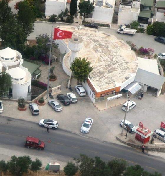 bodrum jandarma trafİk JANDARMA TRAFİK BODRUM'U GÖZETLİYOR… bodrum jandarma trafik 1 560x600