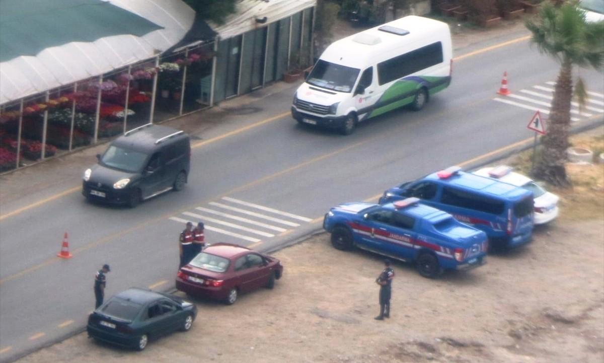 bodrum jandarma trafİk JANDARMA TRAFİK BODRUM'U GÖZETLİYOR… bodrum jandarma trafik 2