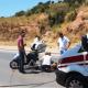 kıbrıs şehitleri caddesi ÖNÜNDE SEYREDEN ARACA ÇARPINCA HAFİF YARALANDI… bodrum motosiklet kazasi 80x80