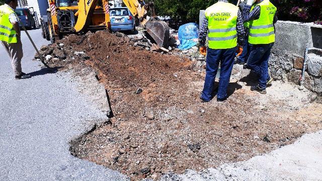 bodrum belediyesi ekipleri SEZONA HAZIRLIK TAM GAZ DEVAM EDİYOR… daha g  zel bodrum i  in 8