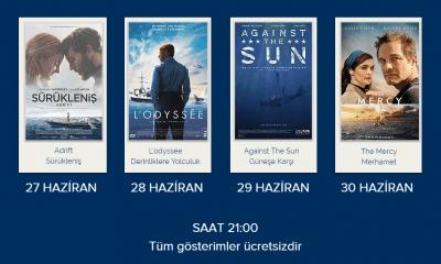 """d-marin D-MARİN """"DENİZ FİLMLERİ FESTİVALİ"""" İLE İYİ SEYİRLER… deniz filmleri festivali 400x240"""