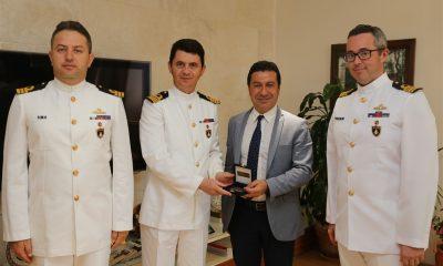 denizkurdu-2019 KOMUTANLARDAN BAŞKAN ARAS'A ZİYARET… denizkurdu komutanlar   2 400x240