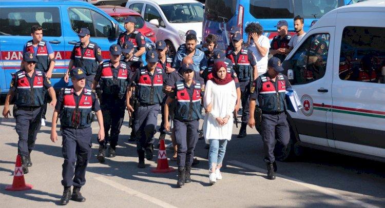 tekne faciası 9 KİŞİ GÖZALTINDA, 6 KİŞİ ARANIYOR… 9 ki  i yakaland