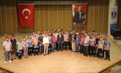 bodrum belediyesi, BODRUM BELEDİYESİ'NDEN BAŞARILI PERSONELE ÖDÜL… Belediye personeline takdir 69 400x240