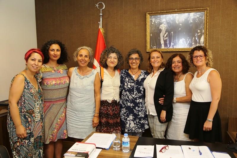 bodrum kadın dayanışma derneği TOPLUMSAL EŞİTLİK BİRİMİ'Nİ KONUŞTULAR… bkd   yelerinden ziyaret