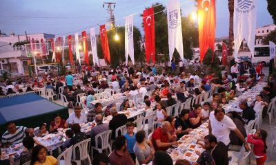 bodrum belediye 30 YILLIK SAHUR GELENEĞİ BU YIL DA BOZULMADI… iftar yemekleri 7 400x240