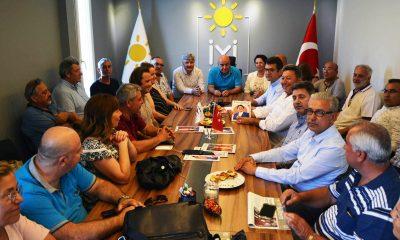 mehmet tosun İYİ PARTİ BODRUM'DA BAYRAMLAŞTI… iyi parti bodrum bayramlasma 2 400x240