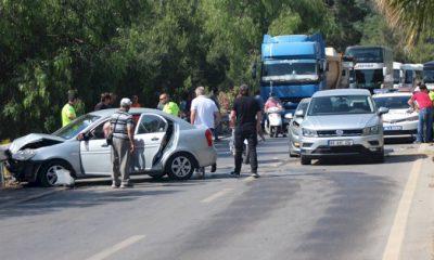 bodrum ZİNCİRLEME TRAFİK KAZASI… kaza 4 ara   400x240