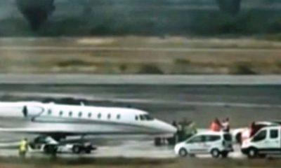 milas bodrum havalimanı MİLAS-BODRUM HAVA LİMANINDA TEHLİKELİ DAKİKALAR… milas havaliman  nda kaza 400x240