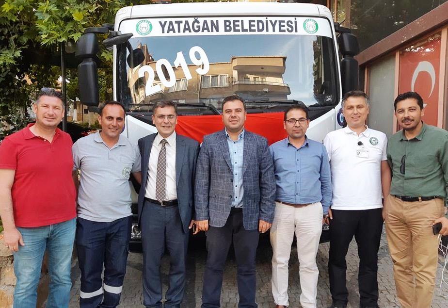 mehmet yavuz demir MUĞLA BELEDİYELERİNE 4 ADET ÇÖP KAMYONU… mugla belediyelerine cop kamyonu 1