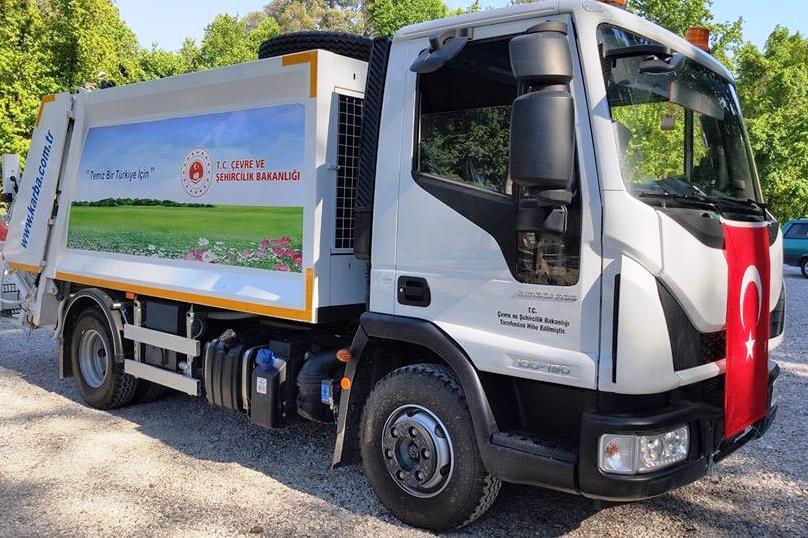 mehmet yavuz demir MUĞLA BELEDİYELERİNE 4 ADET ÇÖP KAMYONU… mugla belediyelerine cop kamyonu 3