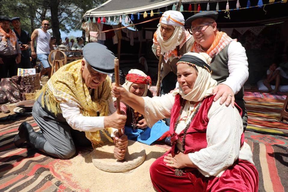 muğla yörük türkmenler YÖRÜK TÜRKMENLERİ MUĞLA'DA BULUŞTU yorukler ve turkmenler mugla da bulustu 1