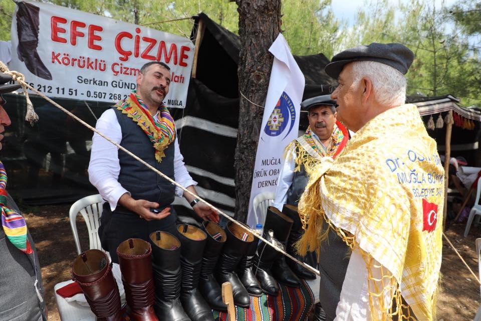 muğla yörük türkmenler YÖRÜK TÜRKMENLERİ MUĞLA'DA BULUŞTU yorukler ve turkmenler mugla da bulustu 3
