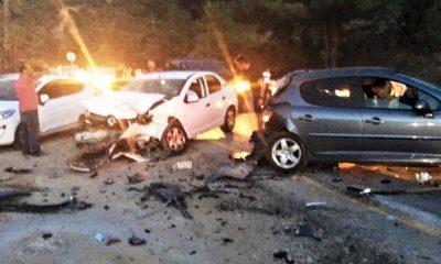 bodrum kaza SEBEP OLDUĞU KAZADA BİR ÇOCUK AĞIR YARALANDI… bodrum kaza 2 400x240