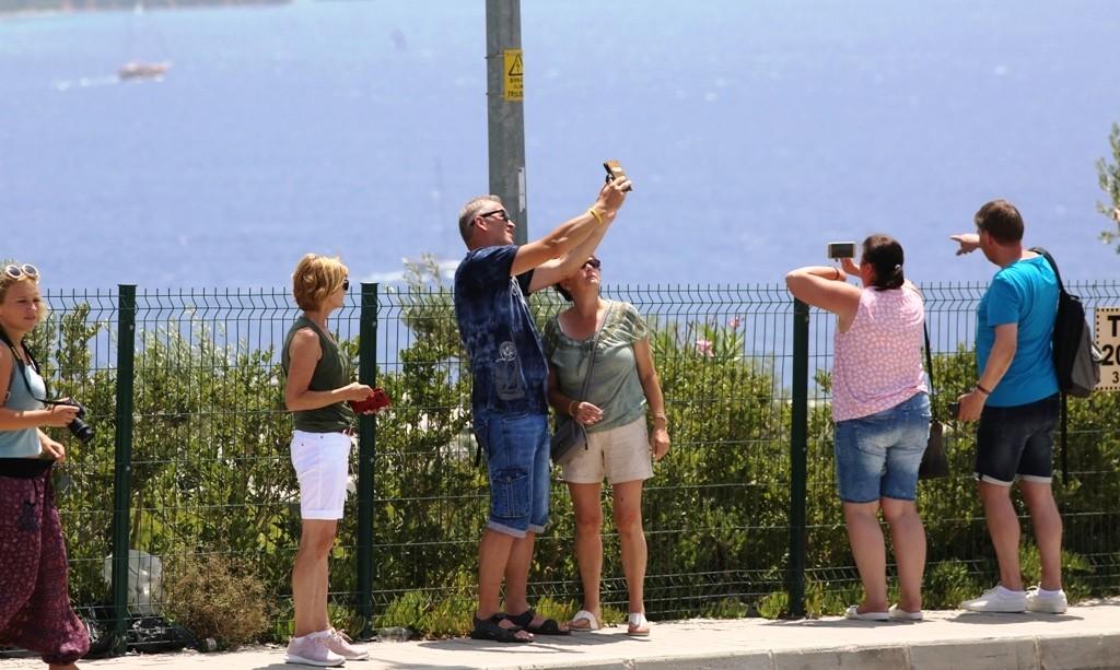 bodrum yabanci turist YABANCI TURİST ARTTI YERLİ TURİST AZALDI… bodrum yabanci turist 2