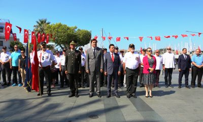 bodrumlu gaziler KIBRIS ŞEHİTLERİ, HAREKATIN 45'İNCİ YILINDA ANILDI… k  br  s harekati 45 yil 1 400x240