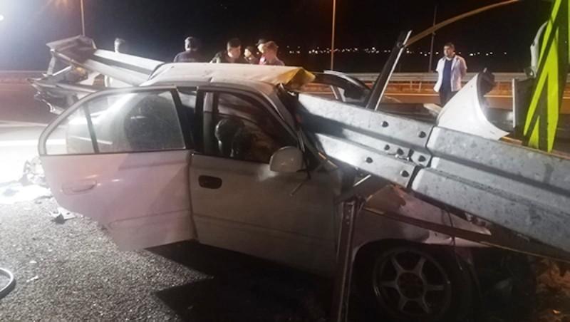 milas medya ASKER ZİYARETİNDEN DÖNÜYORLARDI… Kaza