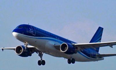 azerbeycan hava yollari ALÇAK UÇUŞ YAPAN UÇAK TEDİRGİNLİK YARATTI… azerbaijan airlines hava yollari 400x240