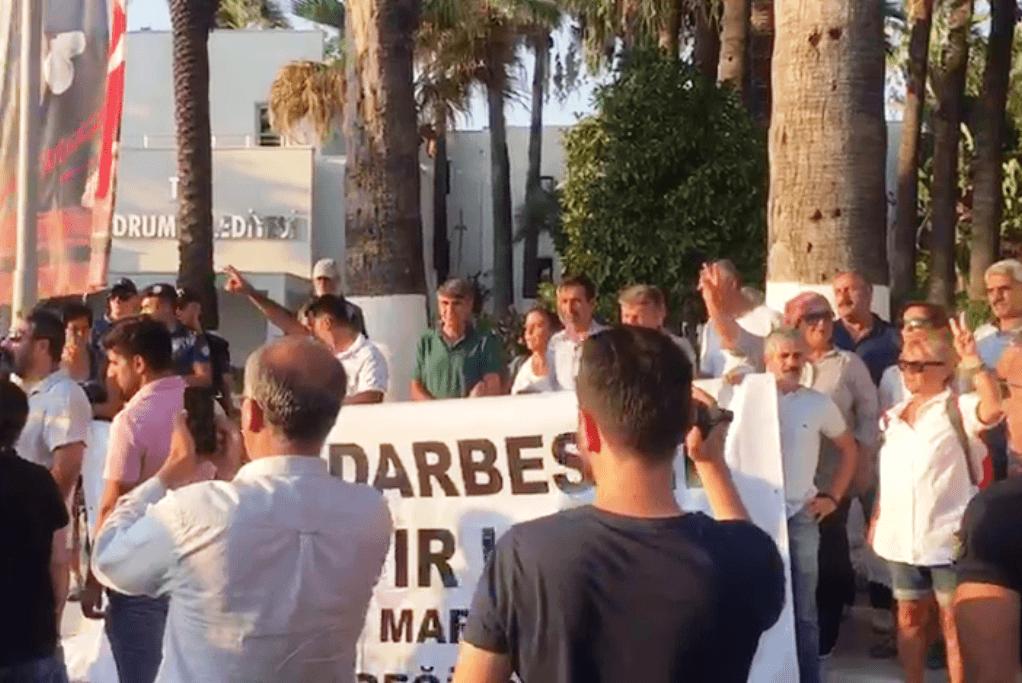 hdp bodrum HDP EYLEMİNE POLİS GÖZALTI YAPTI… hdp bodrum gozalti 3