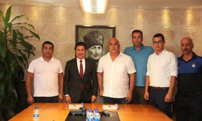 türkiye belediyeler ve genel hizmetler İşçileri sendikası TOPLU İŞ SÖZLEŞMESİ İMZALANDI… BODRUM BELEED  YES  NDE TOPLU      S  ZLE  MES   2 400x240