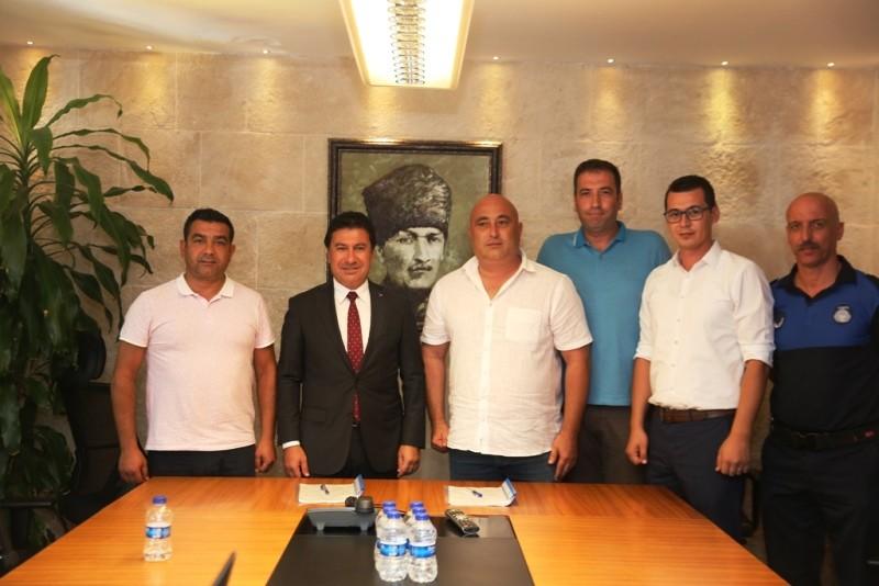 türkiye belediyeler ve genel hizmetler İşçileri sendikası TOPLU İŞ SÖZLEŞMESİ İMZALANDI… BODRUM BELEED  YES  NDE TOPLU      S  ZLE  MES   2