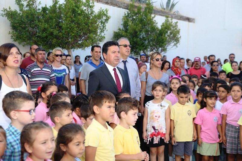 bodrum belediye başkanı ahmet aras ÇOCUKLARA İLK DERS ZİLİ MESAJI BELEDİYE BAŞKANI'NDAN… BODRUMDA   LK DERS Z  L   32