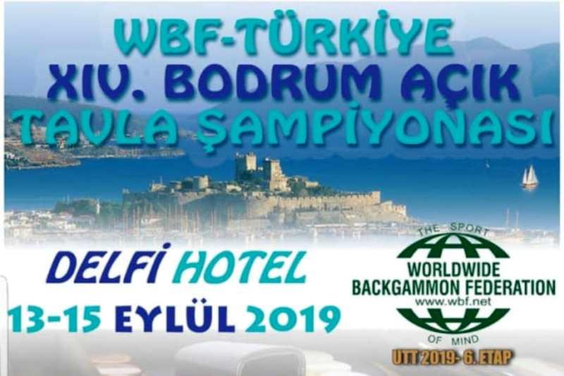wbf-türkiye organizasyonu BODRUM TAVLA ŞAMPİYONASI KAYITLARI BAŞLADI… TAVLA