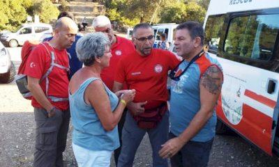 911 arama kurtarma BODRUM, PEDASA'DA KAYBOLAN TURİSTİ ARIYOR… bodrum kay  p turist 400x240