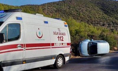 kızılağaç kaza TELEFONU ELİNDEN DÜŞÜRÜNCE… bodrum kizilagac kaza 400x240