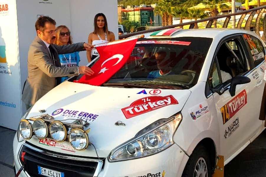 muğla dünya ralli şampiyonası BİN KİLOMETRE YARIŞACAKLAR… dunya ralli sampiyonasi mugla 1