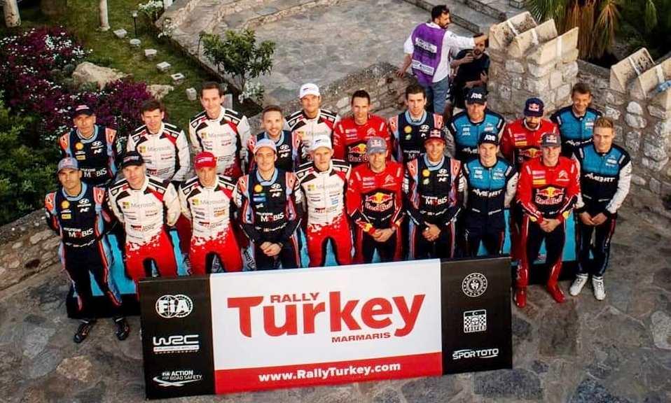 muğla dünya ralli şampiyonası BİN KİLOMETRE YARIŞACAKLAR… dunya ralli sampiyonasi mugla 12