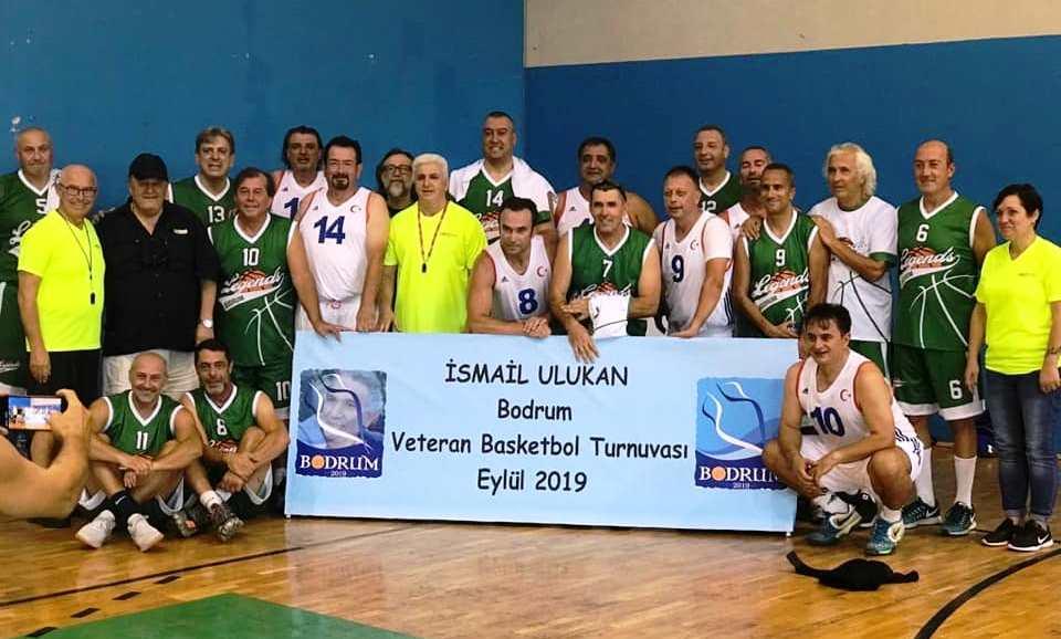 bodrum veteranlar basketbol turnuvası VETERAN BASKETBOLCULARI İSMAİL ULUKAN BİR ARAYA GETİRDİ… ismail ulukan veteran basketbol turnuvasi 1