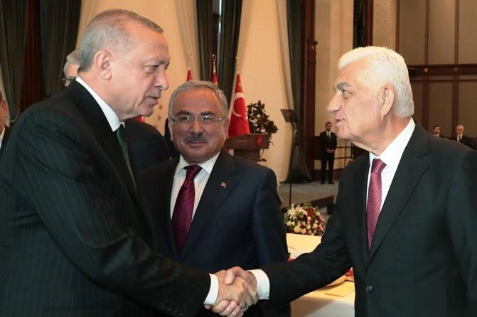 osman gürün GÜRÜN: DİĞER BELEDİYE BAŞKANLARIYLA TANIŞMA FIRSATIMIZ OLDU… recep tayyip erdogan osman gurun