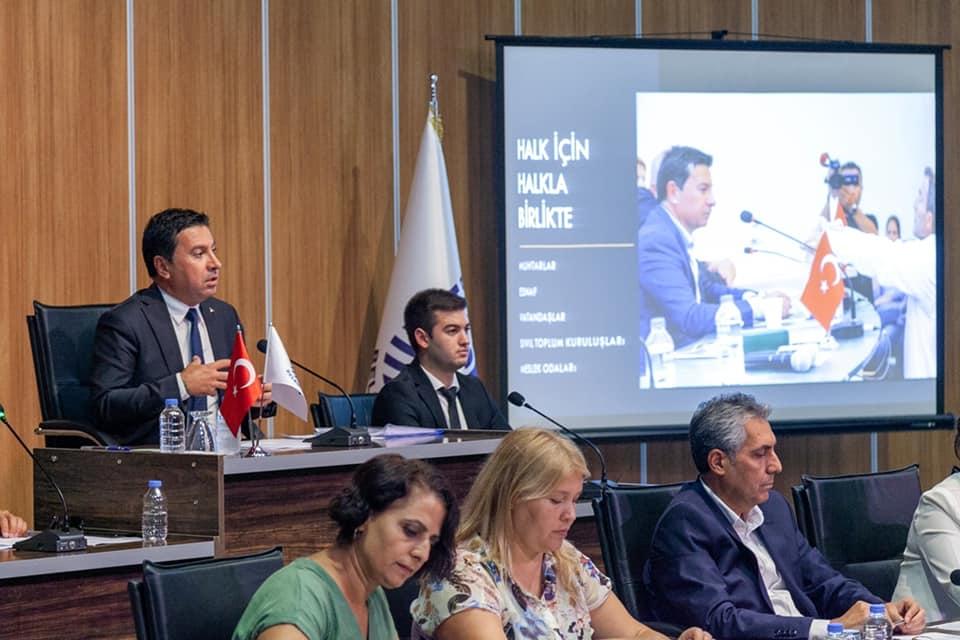 ahmet aras ARAS: BİZ BODRUM'A YANLIŞ YAPMAYACAĞIZ… bodrum belediyesi meclis toplantisi 2