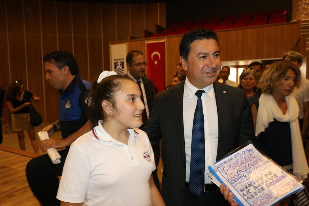 ahmet aras ARAS: BİZ BODRUM'A YANLIŞ YAPMAYACAĞIZ… bodrum belediyesi meclis toplantisi 5